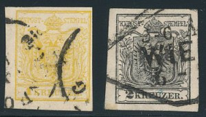 Austria First Issues