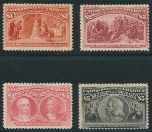 Columbian Exposition Issue of 1893