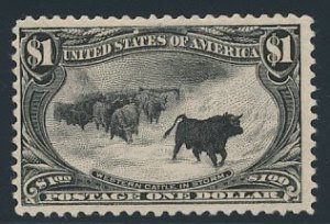 Trans Mississippi Issue of 1898