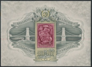 Time to Take a Look at the Stamps of Hungary