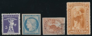 stamps as national symbols