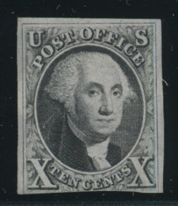 US Post Office Ten Cent Stamp