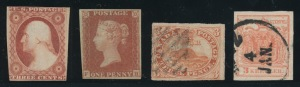 Philatelists See Red