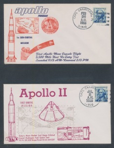 Philatelic Cover Collecting in the US