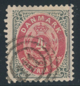 Denmark's Rarest Stamp | Learn About Denmark's Rare Coat Of Arms Stamp