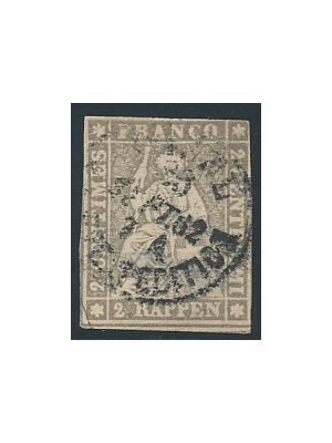 (35), nice cancel, FINE-VERY FINE