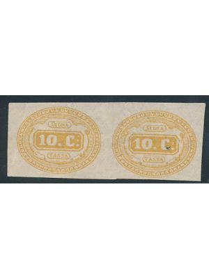 (J1), pair, small inclusion, VERY FINE, og - 393713