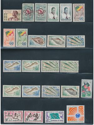 PANAMA - ALL MINT ALL NH SOUVENIR SHEET SELECTION stored in glassines, this group contains 10-15 different souvenir sheets. Some of the better items include #453Ef (50), C338a (60). We scanned what's included. Gen VERY FINE, og, NH