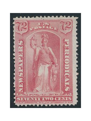 (PR45), VERY FINE, ungummed as issued - 397637