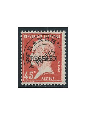(190,) with Precancel and Specimen Overprint, VERY FINE, og (Maury €285)