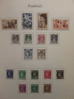 FRANCE - BEAUTIFUL HIGHLY COMPLETE COLLECTION TO 1970 - 405607