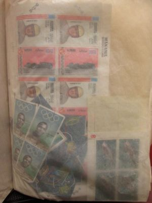 SHARJAH - THOUSANDS OF MINT & USED, sets & singles, and souvenir sheets. Huge owner cost. VERY FINE, og, NH