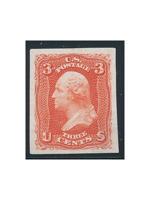 (74TC6a), single, catalogue value as half of a pair, EXTREMELY FINE