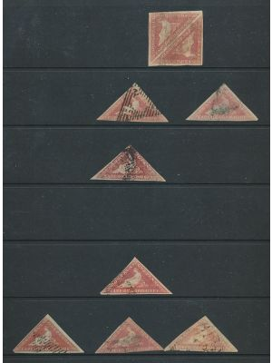 (1/15) Nice quality selection of some of the most desirable stamps in all of philately