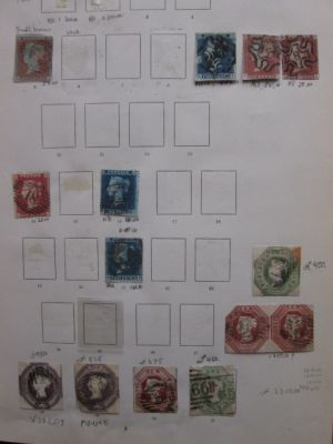 VERY NICE BRITISH COMMONWEALTH COLLECTION in a Volume I Gibbons British album of A-L countries, many loads of stamps. The album and the stamps are all VERY FINE