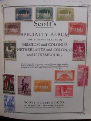 BELGIUM & LUXEMBOURG - HIGH-QUALITY COLLECTION WITH COLONIES, stored in a nice Scott Specialty Album without duplication, and including Back-of-the-book, beginning with impressive Belgian First issues to 1940, followed by Belgian Congo, Ruanda-Urundi, and