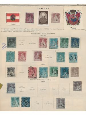 ITALIAN STATES - VERY HIGH VALUE AND HIGH QUALITY COLLECTION - 401750