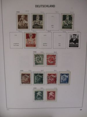 GERMANY & STATES - HIGH QUALITY COLLECTION, 1872 TO 1935 - 401800