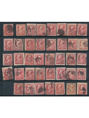 68/214 - VERY HIGH QUALITY SELECTION OF HUNDREDS OF STAMPS - 401877