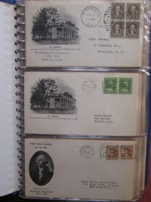 FIRST DAY COVERS - 402729