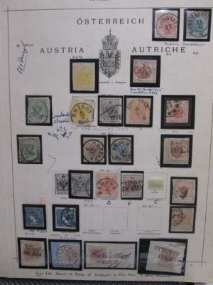 AUSTRIA - VERY NICE SPECIALIZED COLLECTION - 402957