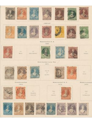 NEW ZEALAND - VERY NICE COLLECTION OF CLASSICS - 402972