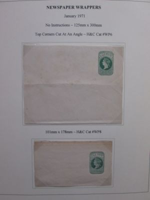 GREAT BRITAIN-NEWSPAPER WRAPPERS - 403086