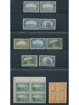 CANADA (158/244) - VERY HIGH QUALITY ALL-MINT PREMIUM SELECTION, POST-1920 - 403521