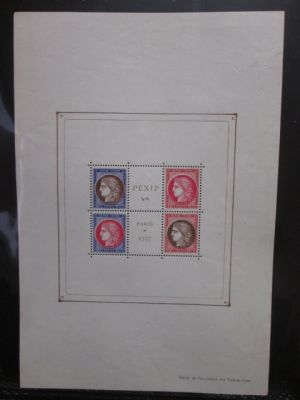 (329), three sheets, VERY FINE, og - 403593