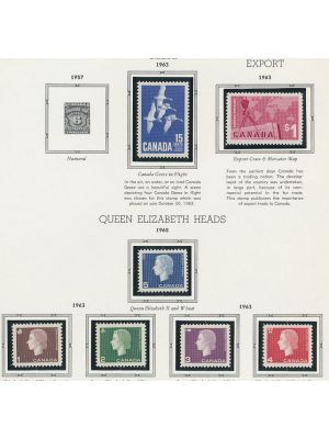 CANADA - EXCEPTIONAL QUALITY ALL MINT COLLECTION - 403768