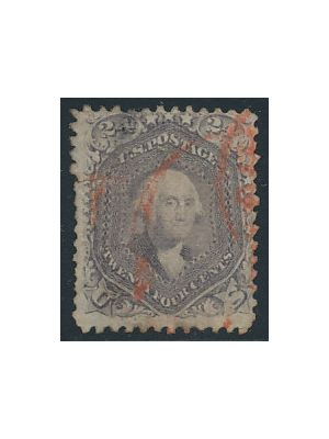 (99), Small Faults, Red Cancel, F-VF - 404197