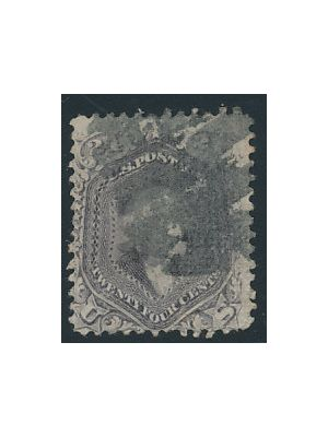 (99), fancy cancel, F-VF - 404247