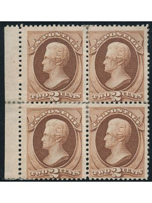 (135), block of 4, VERY FINE, og - 404292