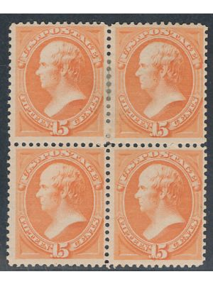 (189), block of 4, VERY FINE, og - 404573