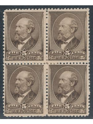 (205), block of 4, VERY FINE, og - 404577