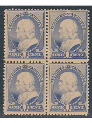(212), Block of 4, VERY FINE, og, NH - 404613
