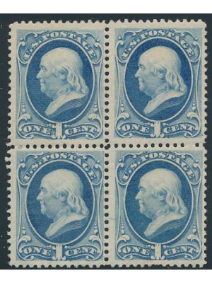 (182), Block of 4, VERY FINE, og, NH - 404764