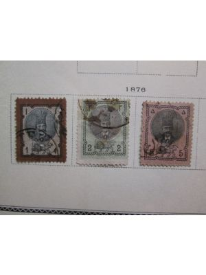 IRAN - NICE COLLECTION BEGINNING WITH - 404972