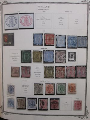 FINLAND - VERY NICE COLLECTION WITH PREMIUM THROUGHOUT - 405022