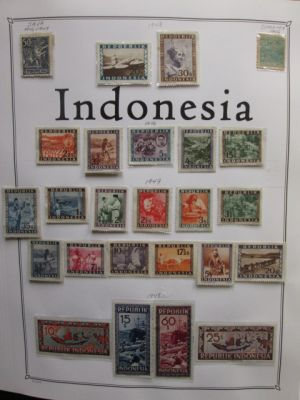 INDONESIA - HIGH QUALITY TWO VOLUME COLLECTION - 405037