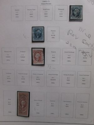 REVENUES - VERY NICE COLLECTION OF SEVERAL HUNDRED DIFFERENT - 405167