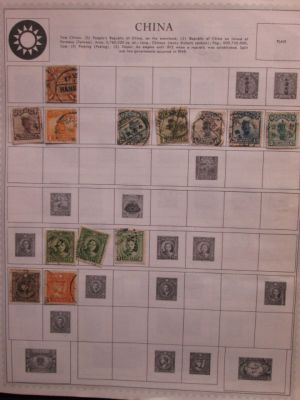 12 COLLECTIONS - CHINA, GREECE, SOUTH AMERICA AND MORE - 405305