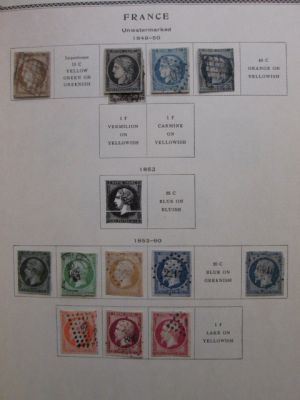 FRANCE - HIGH QUALITY COLLECTION WITH PREMIUM THROUGHOUT - 405310