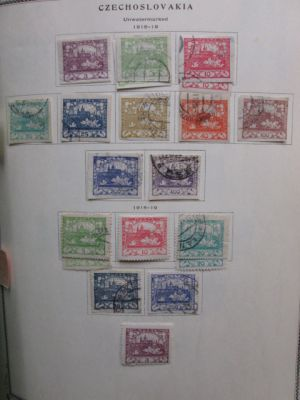 CZECHOSLOVAKIA - HIGH QUALITY COLLECTION - 405314