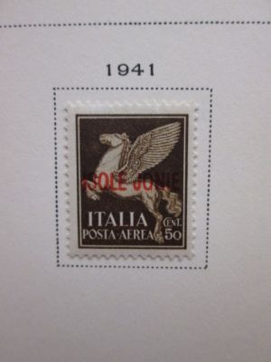 ITALIAN COLONIES - HIGH QUALITY COLLECTION - 405326