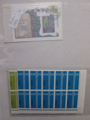 INTERNATIONAL SOUVENIR SHEET COLLECTION - 405368