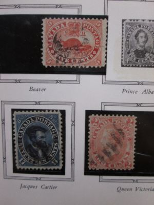 CANADA & NEWFOUNDLAND - MAINLY MINT COLLECTION STARTING WITH BETTER 19TH CENTURY - 405442
