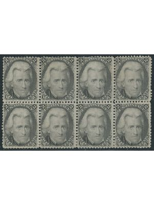 (73), block of 8, VERY FINE, og - 405712