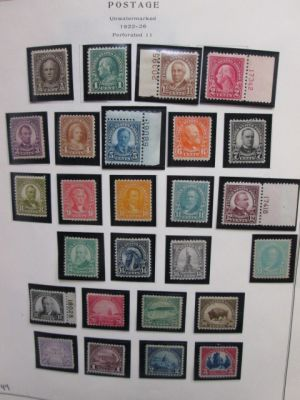 HIGHLY COMPLETE MINT COLLECTION 1922-1940 - 405783