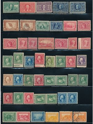 MOSTLY MINT HIGH QUALITY COLLECTION 1900-1920 - 405784